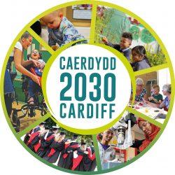 Cardiff 2030 logo